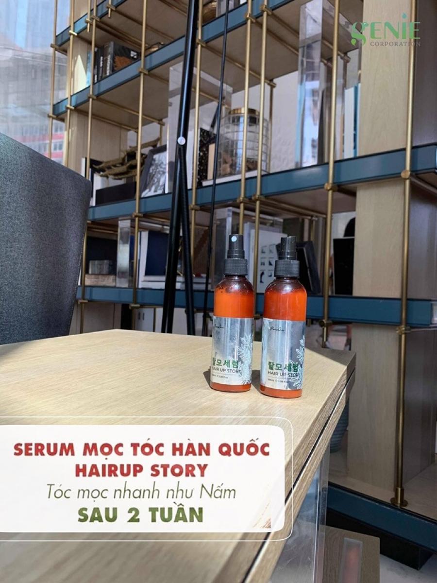 HAIR UP STORY MƯỚT MƯỜN MƯỢT