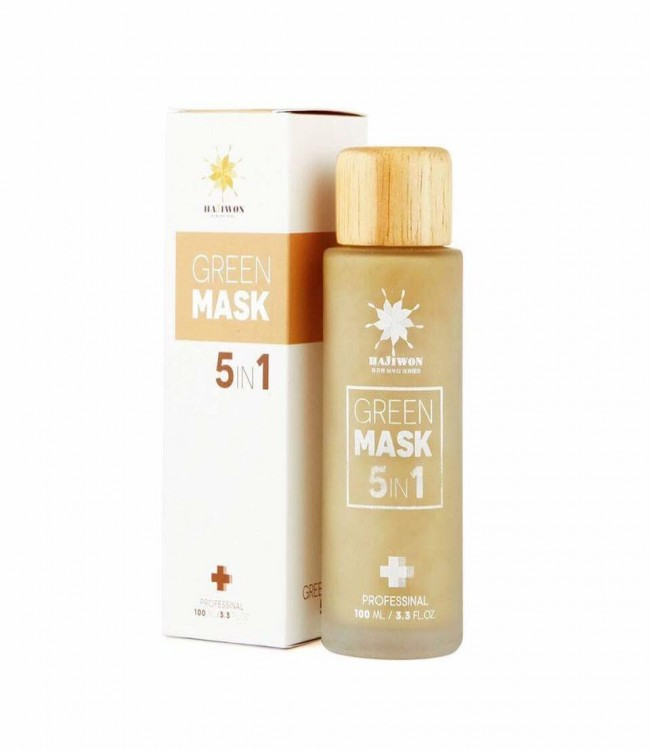 MẶT NẠ 5 IN 1 GREEN MASK